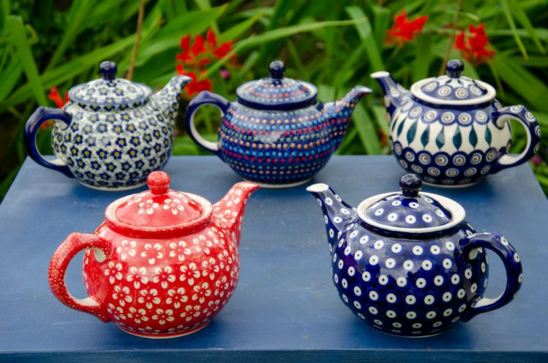Teapots For 2 People
