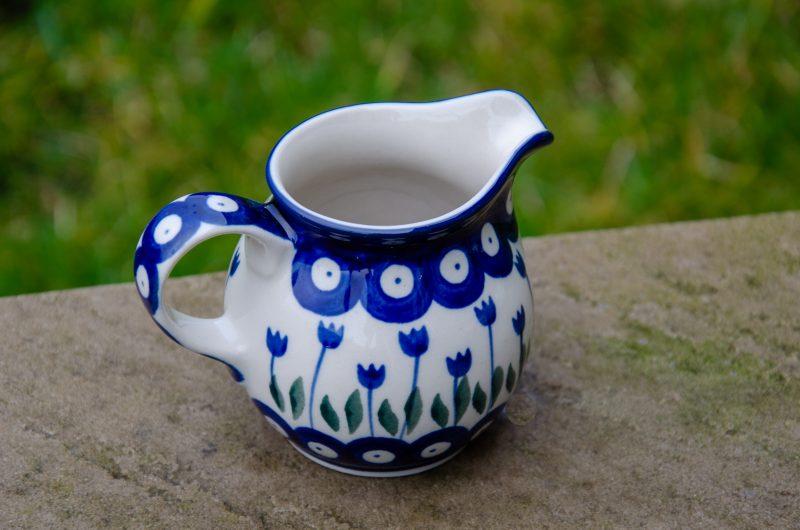 Flower Spot Small Milk Jug by Ceramika Artystyczna