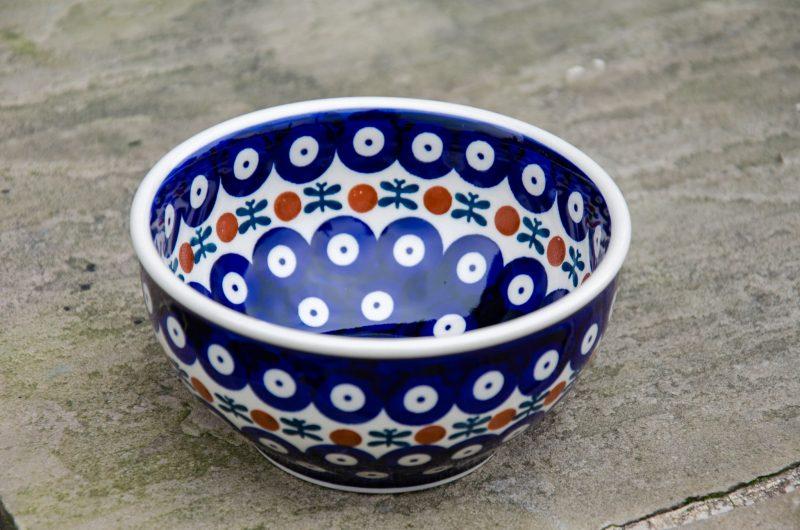 Fern Spot Cereal Bowl by Ceramika Manufaktura