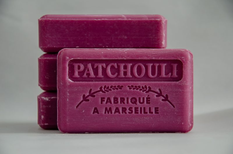French Soap Patchouli Soap