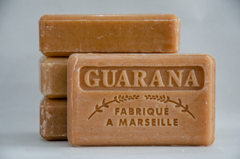Savon de Marseille French soap Guarana 125g bars