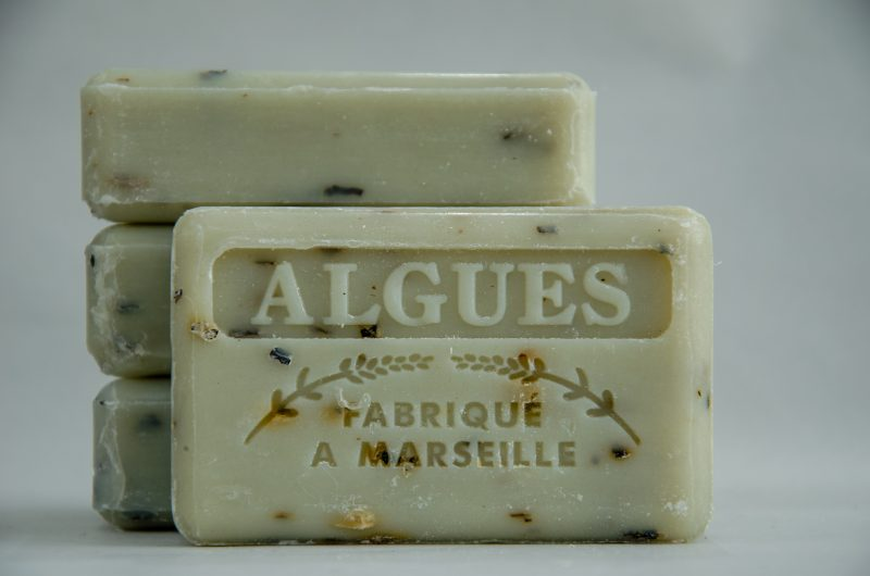 Savon de Marseille Algues French Sops. From Polkadot Lane UK