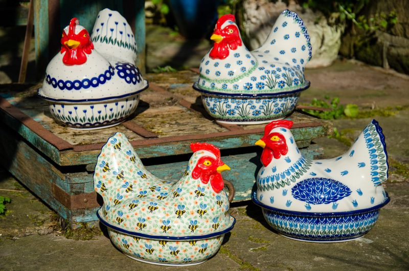 Hen Egg Containers