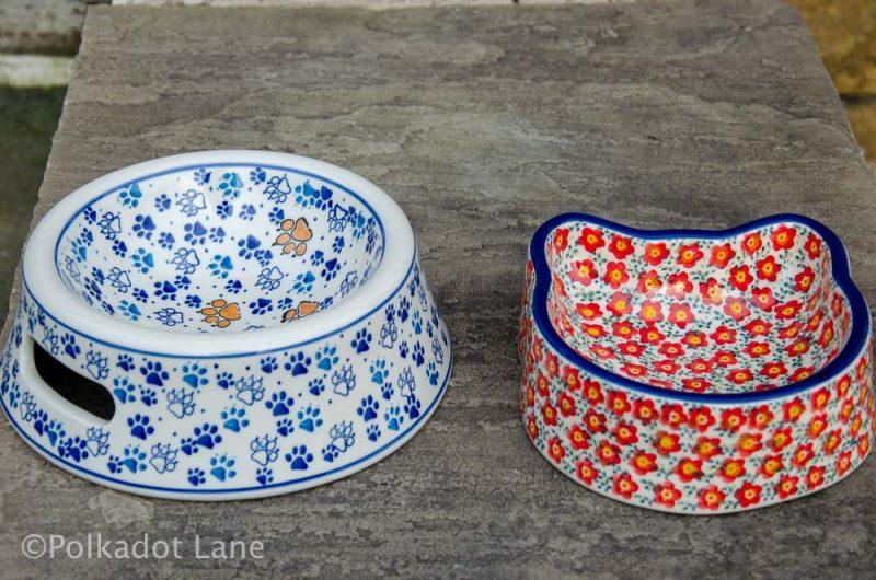 Dog Bowls and Cat Bowls