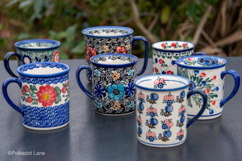Medium Tea Mugs
