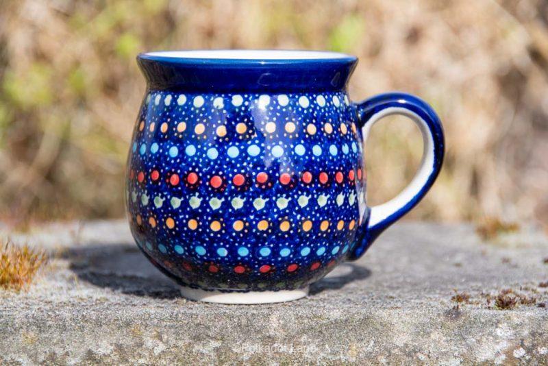 Neon Small Mug by Ceramika Manufaktura Polish Pottery