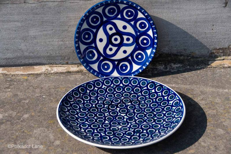 Plates Dinner and Side Plates