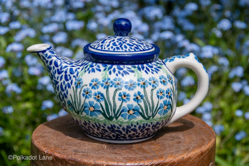 Small Teapots for One Person
