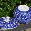 Ceramika Artystyczna Polish Pottery Apple Baker